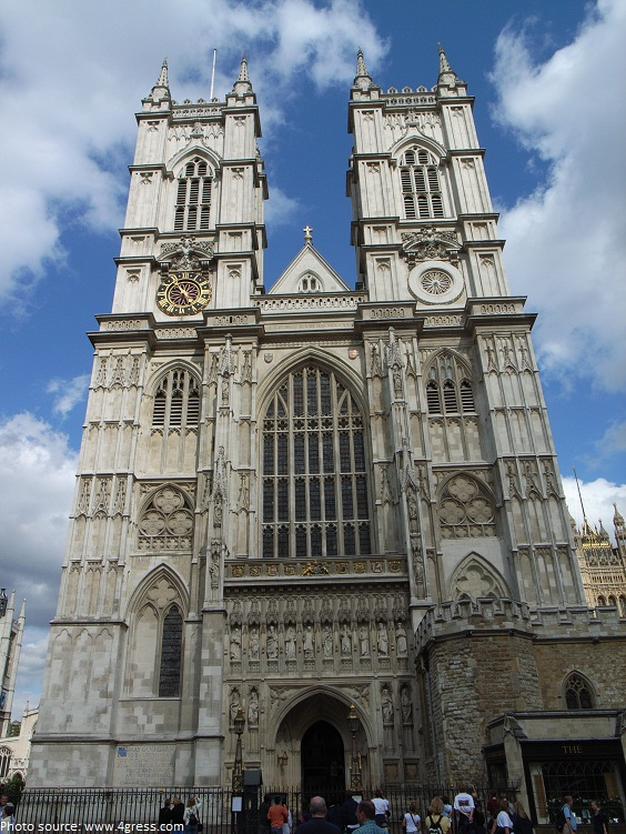 westminster abbey towers