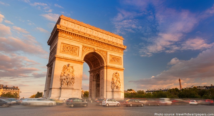 Interesting facts about the arc de triomphe just fun facts for Facts about the monument