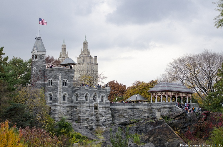 belvedere castle central park