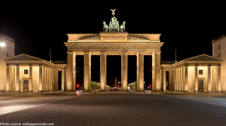 Interesting facts about the brandenburg gate just fun facts for Porte de brandebourg