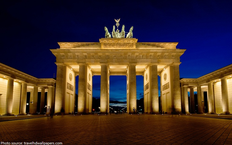 Interesting facts about the Brandenburg Gate | Just Fun Facts