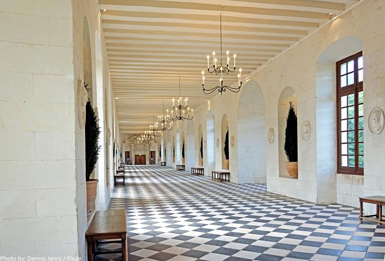 chateau de chenonceau gallery