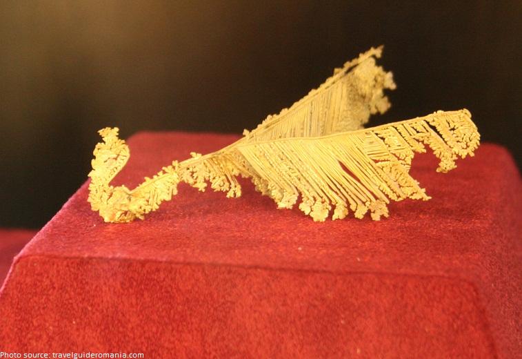 gold museum romania