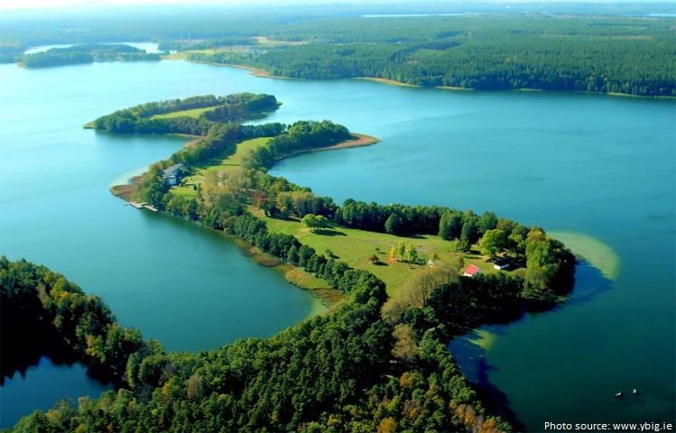 poland lakes