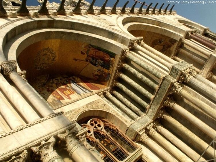 saint marks basilica portal