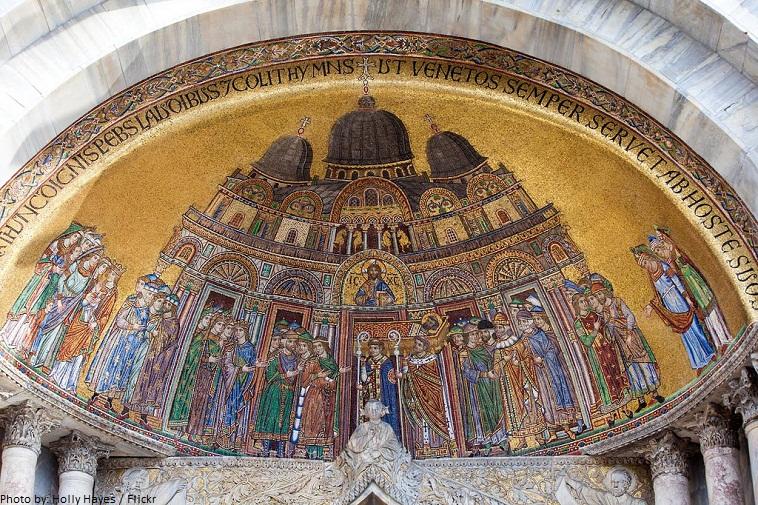 saint marks basilica relic