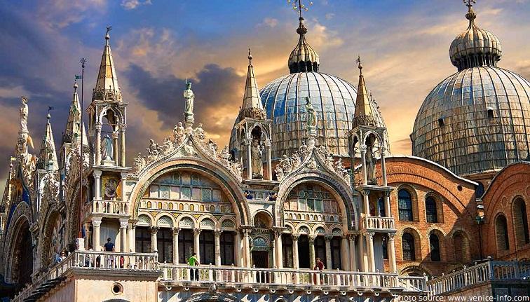 saint marks basilica roof
