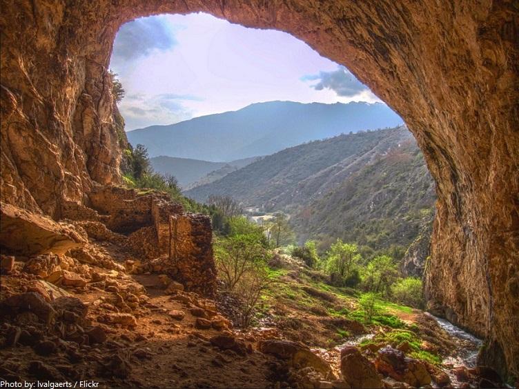cave peshna