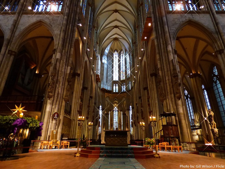 interesting facts about cologne cathedral just fun facts. Black Bedroom Furniture Sets. Home Design Ideas