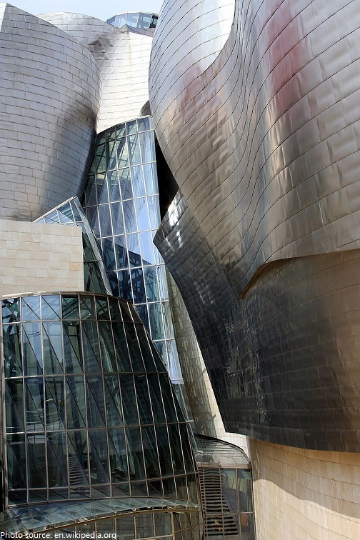 Interesting facts about Guggenheim Museum Bilbao  Just Fun Facts