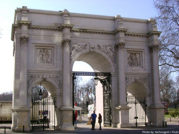 hyde park marble arch