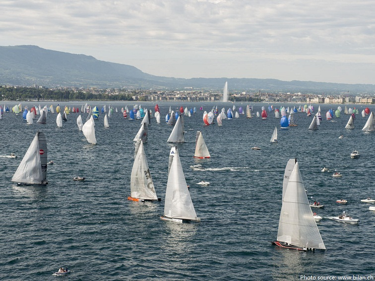 lake geneva boat race