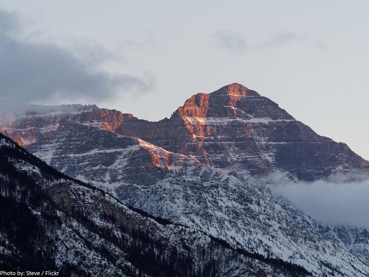 mount cleveland montana