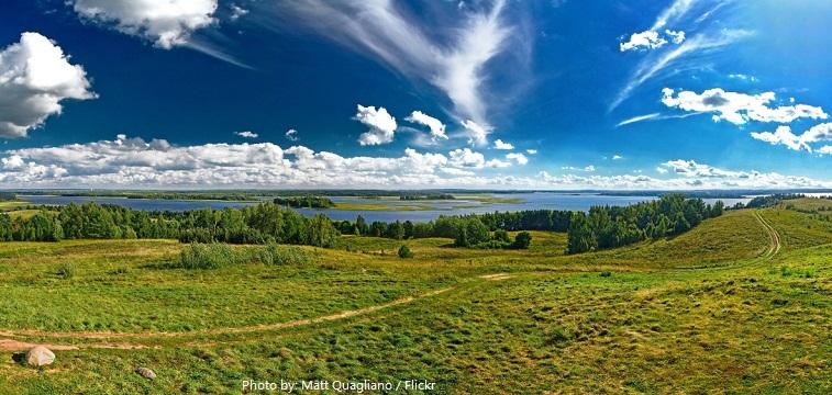 belarus lakes