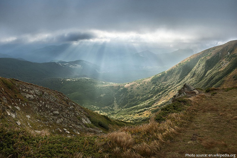 carpathian national natural park