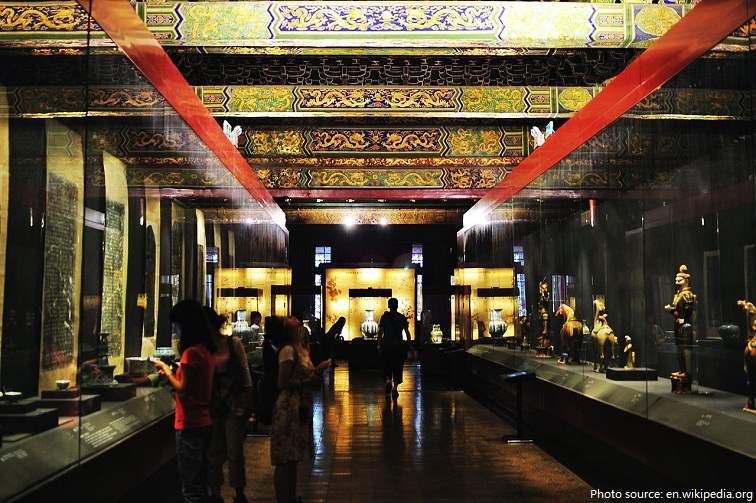 forbidden city palace museum
