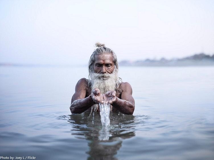 ganges sacred river