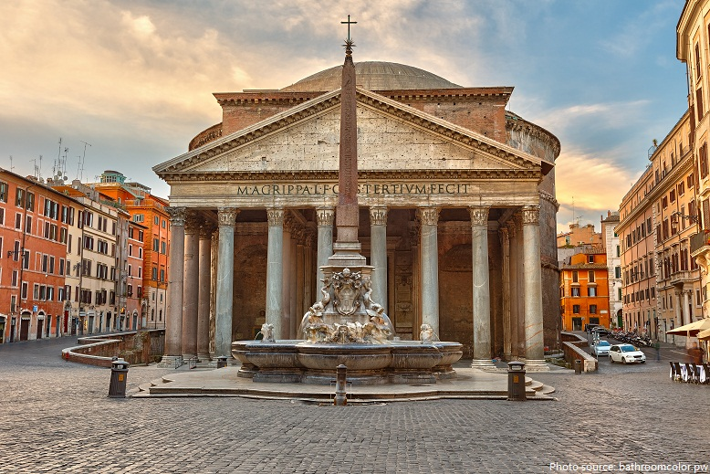 Roman Architecture Pantheon interesting facts about the pantheon | just fun facts