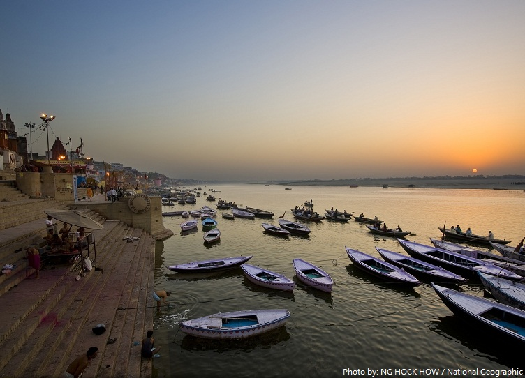 Interesting facts about River Ganges | Just Fun Facts