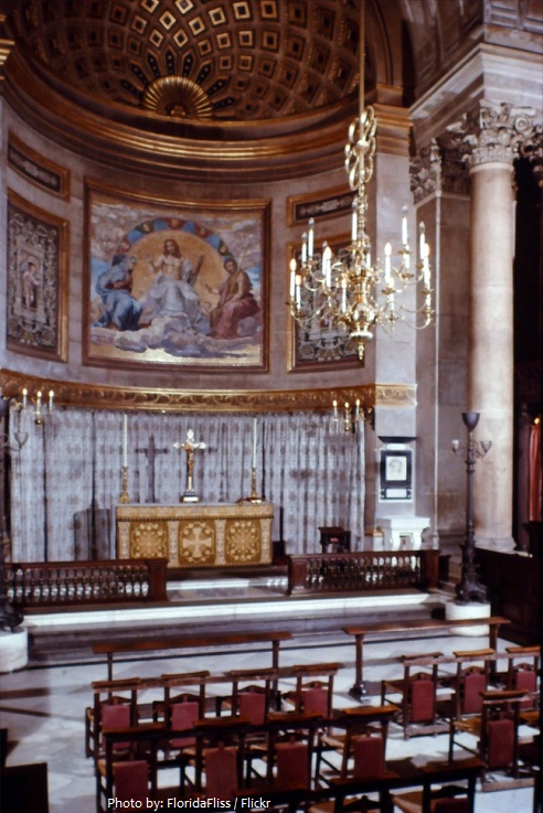 st paul's cathedral st dunstans chapel