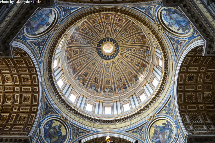 st-peters-basilica-dome