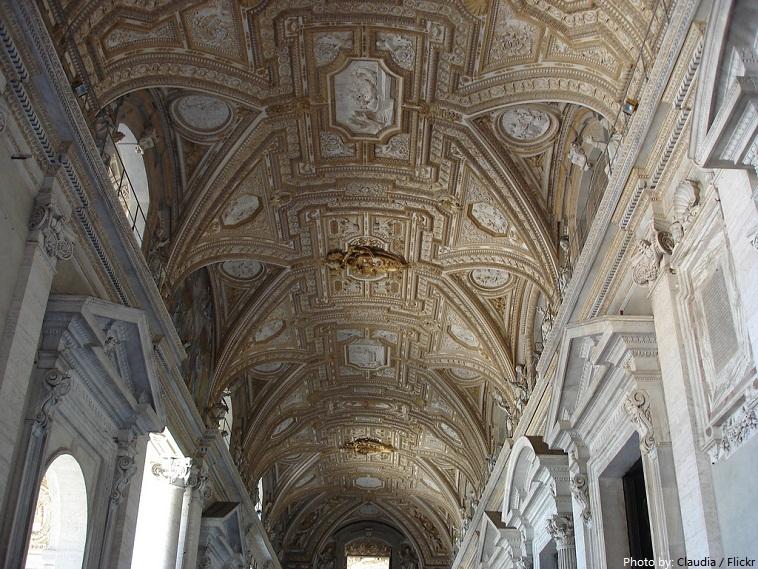 st. peter's basilica nartex