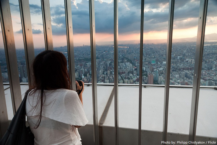 taipei 101 observation deck
