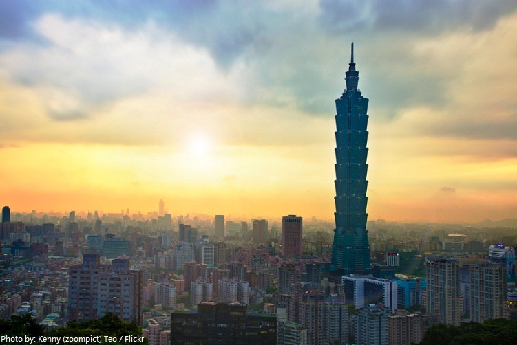 Interesting Facts About Taipei 101 Just Fun Facts