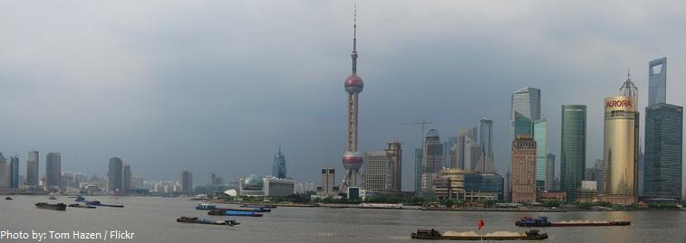 yangtze river shanghai