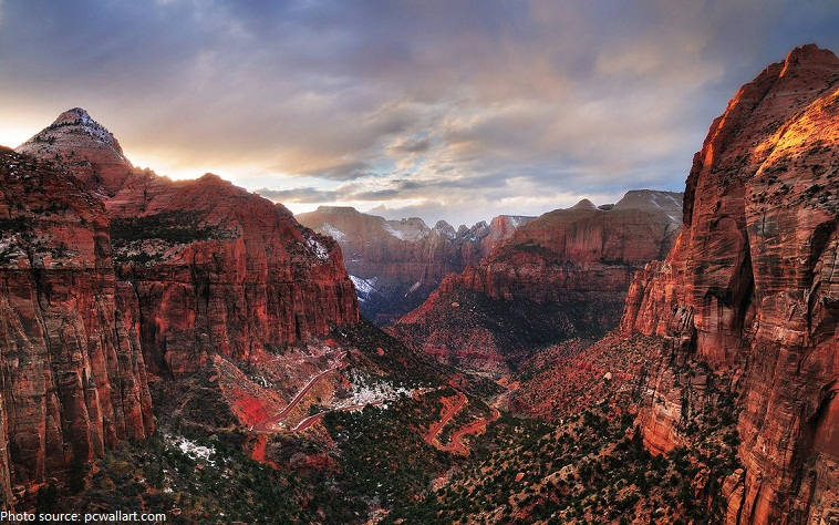 Interesting Facts About Zion National Park Just Fun Facts
