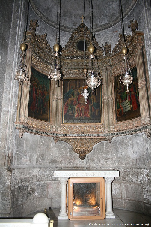 Chapel of St Longinus