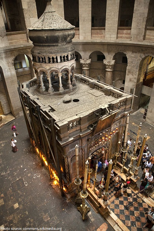 Tomb of Jesus Church of Holy Sepulchre