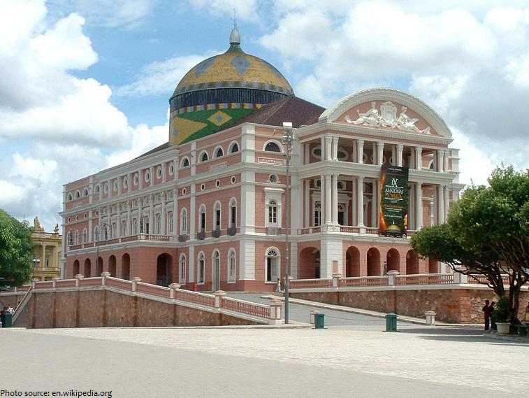 amazon theatre