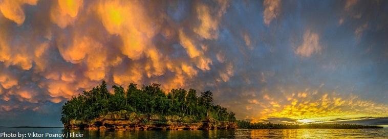 apostle islands national lakeshore