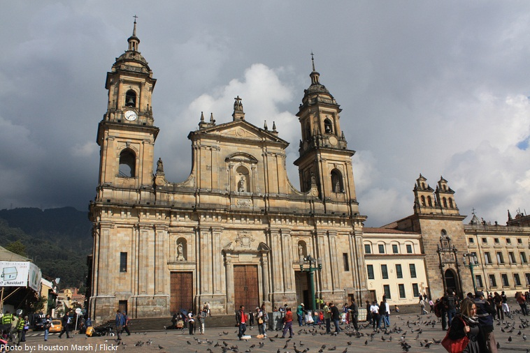 archbishopric cathedral of-bogotá