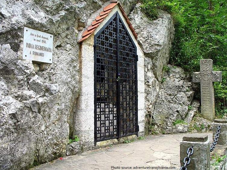 bran castle chapel