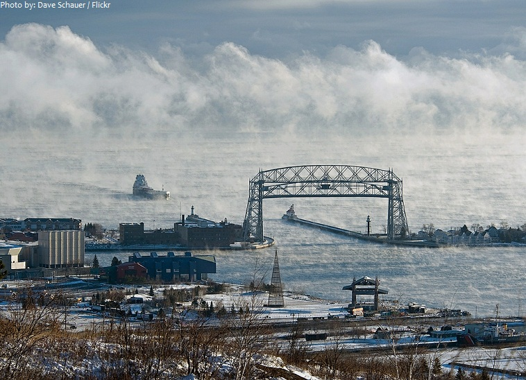 lake superior twin ports of duluth