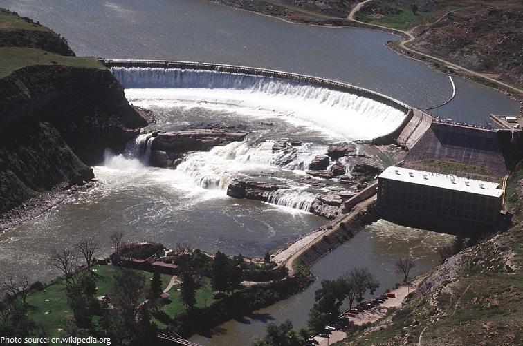 missouri river dam