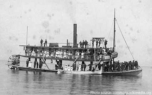 missouri river steamboat