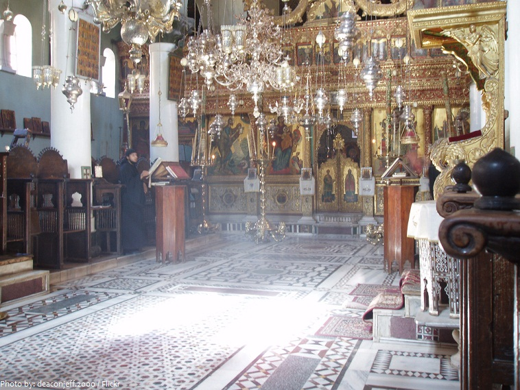 Interesting Facts About Saint Catherine S Monastery Just