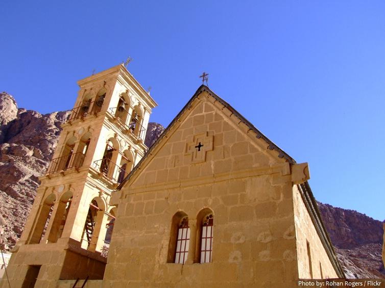 Saint Catherine's Monastery church