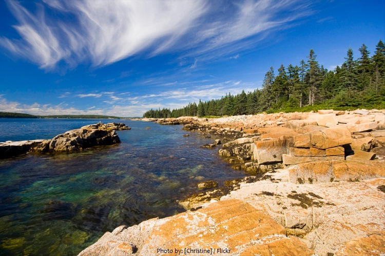 acadia national park schoodic peninsula