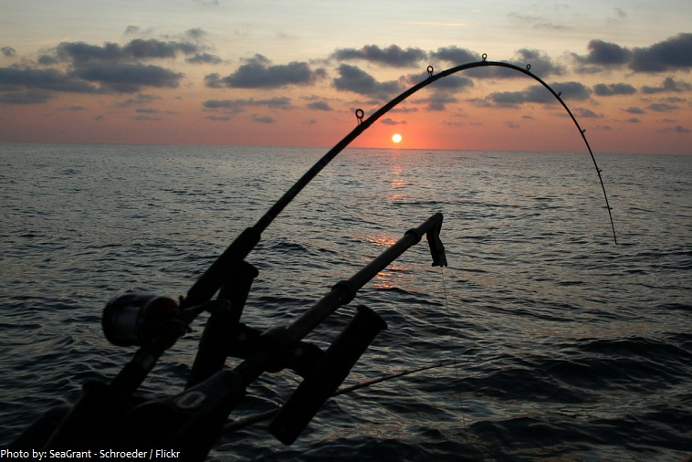 lake huron fishing