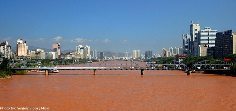 lanzhou yellow river