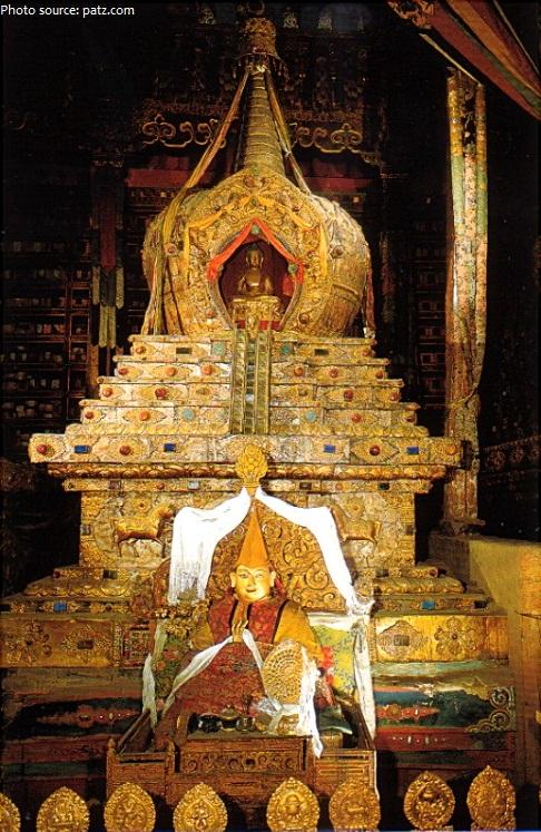 potala palace stupa
