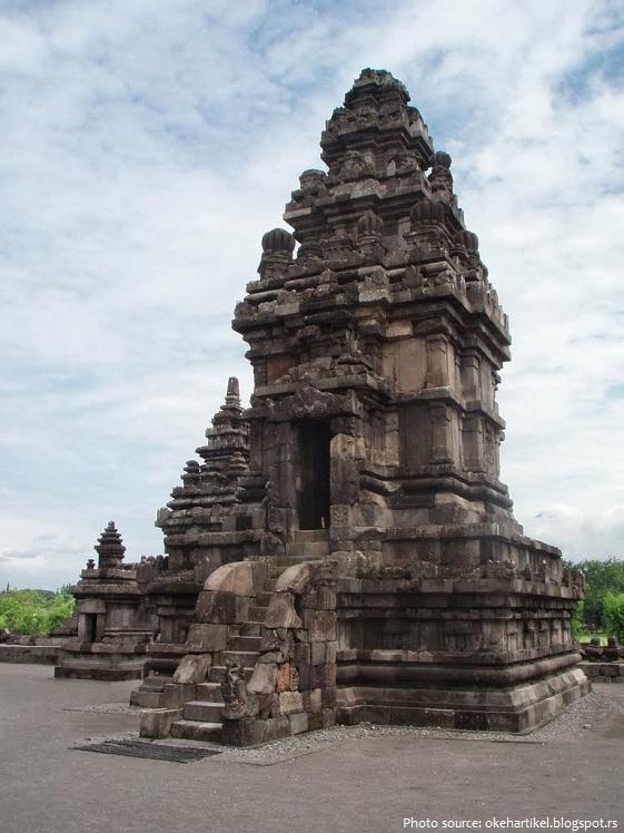 prambanan api temple