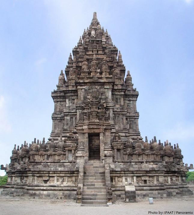 prambanan brahma temple