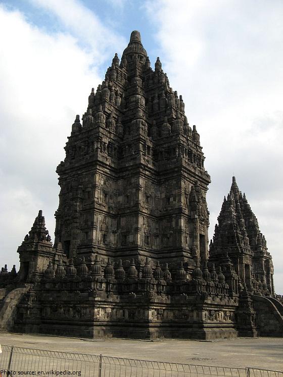 prambanan shiva temple
