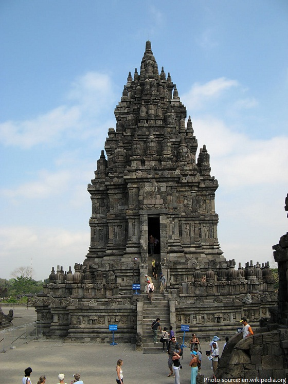 Interesting facts about Prambanan  Just Fun Facts