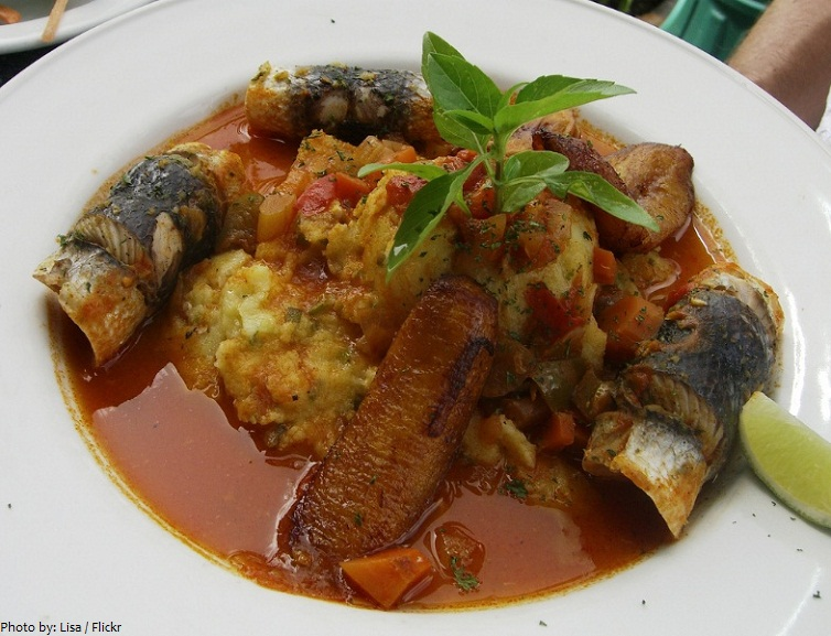 barbados national dish